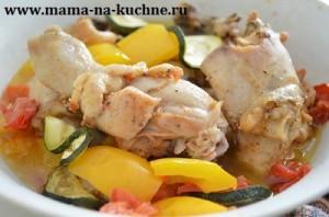 DSC 0009 Kopie 300x198 Как приготовить курицу в микроволновке (с овощами за 20 минут!)