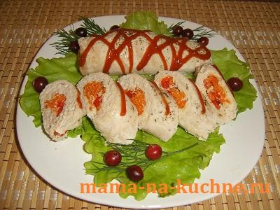 vashi-recepty-kurinye-rulety-s-nachinkoj