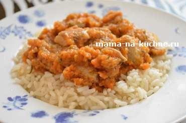 Приготовить рассыпчатый рис в мультиварке